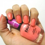 Unhas do dia – Coral Suave