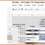 Resultado – Sorteio Kit Argan Oil (Max Beauty)