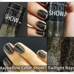 Unhas da Semana: Twilight Rays – Maybelline Color Show