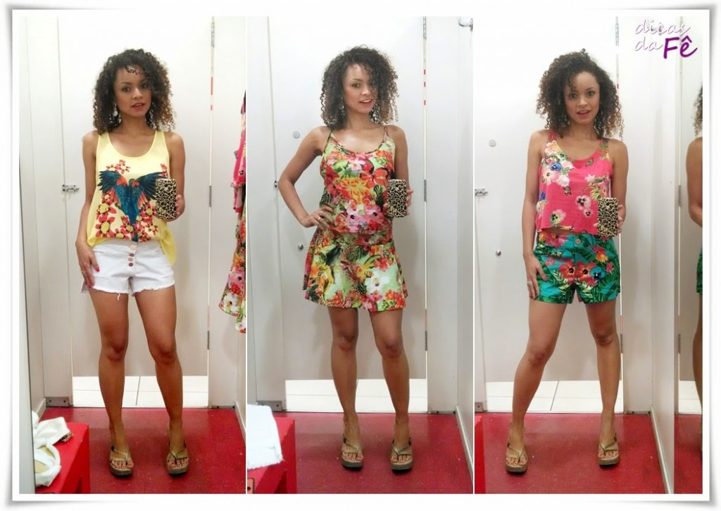 Looks Diversos - Poderosas do Brasil C&A