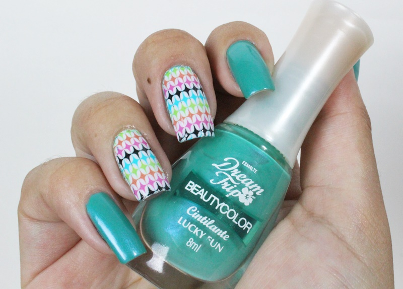 Esmalte Lucky Fun Beauty Color + Película Perfect Nail