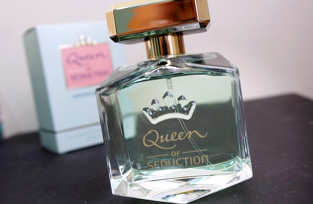 Perfume Queen of Seduction - Antonio Banderas I