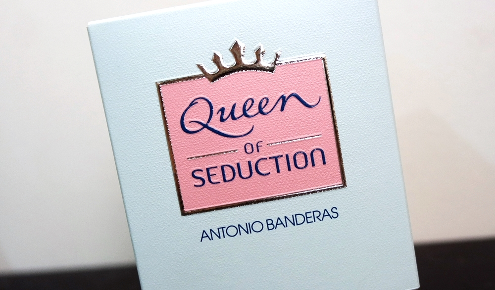 Perfume Queen of Seduction - Antonio Banderas II