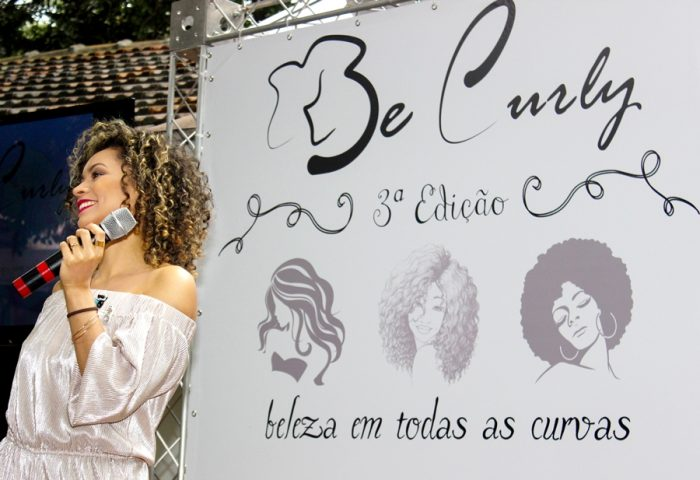 Fernanda Ferreira - Evento Be Curly 3